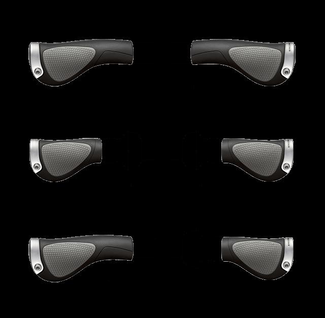 Ergon GP1 Nexus-Rohloff Poign/ées
