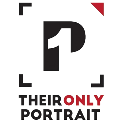 Their Only Portrait Logo