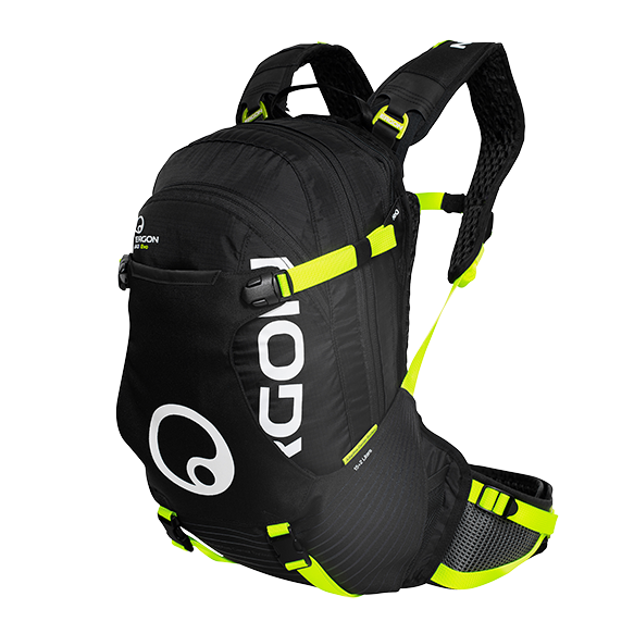 BA3 Evo Enduro Laser Lemon