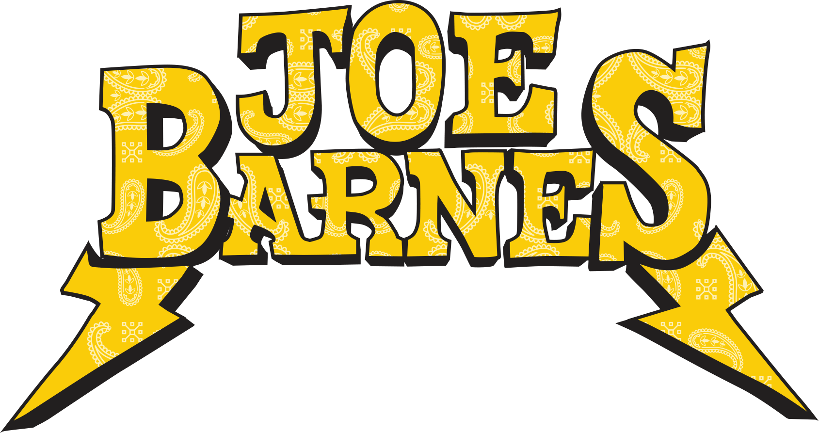 Joe Barnes' Logo